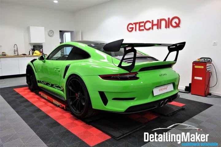 Traitement céramique Porsche 991 GT3