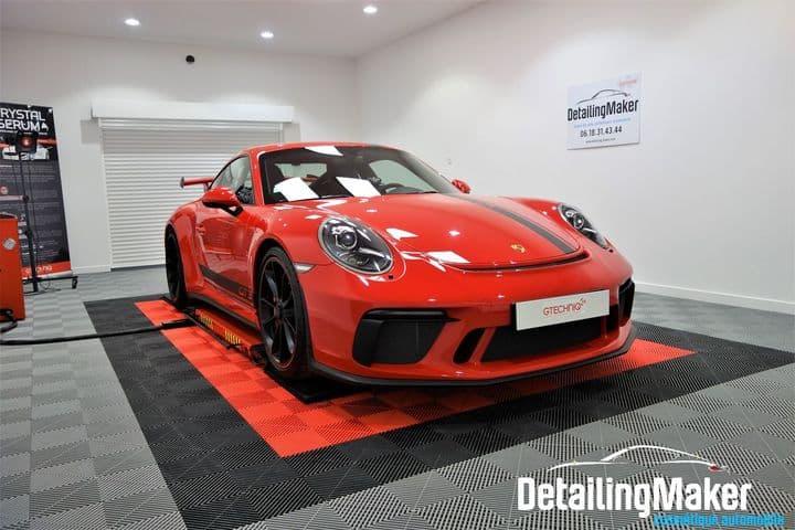 film ppf Porsche 991 GT3