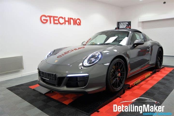 film de protection sur Porsche 991 Targa 4 GTS