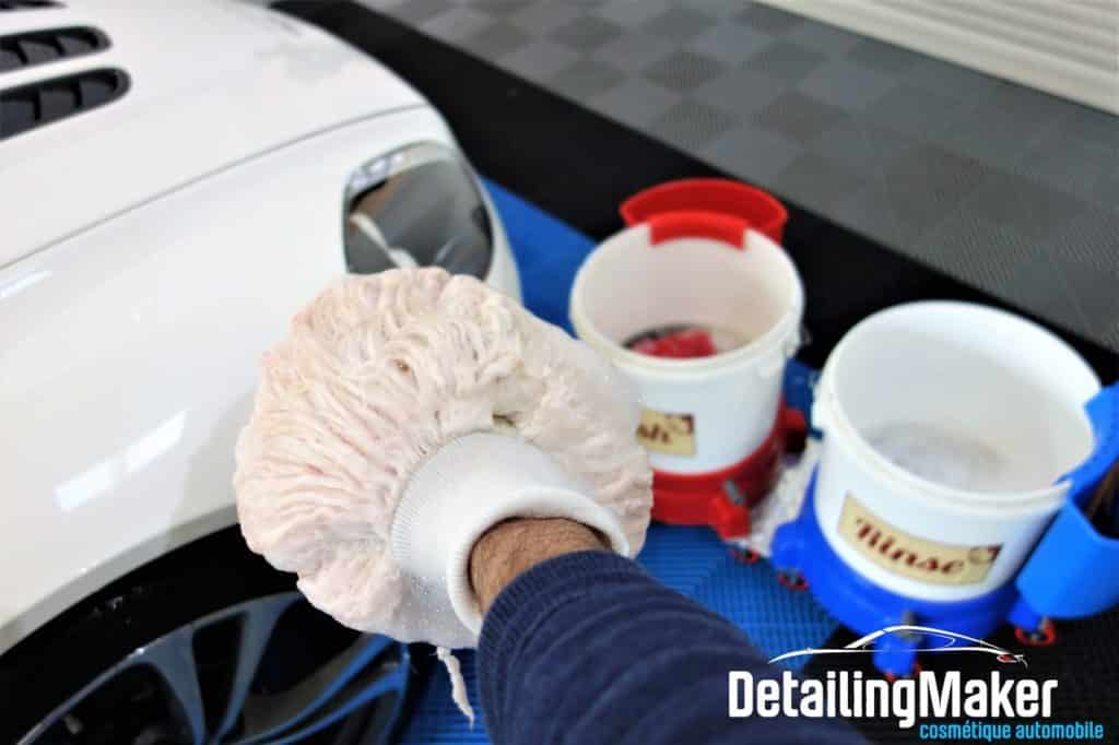valeting aston martin