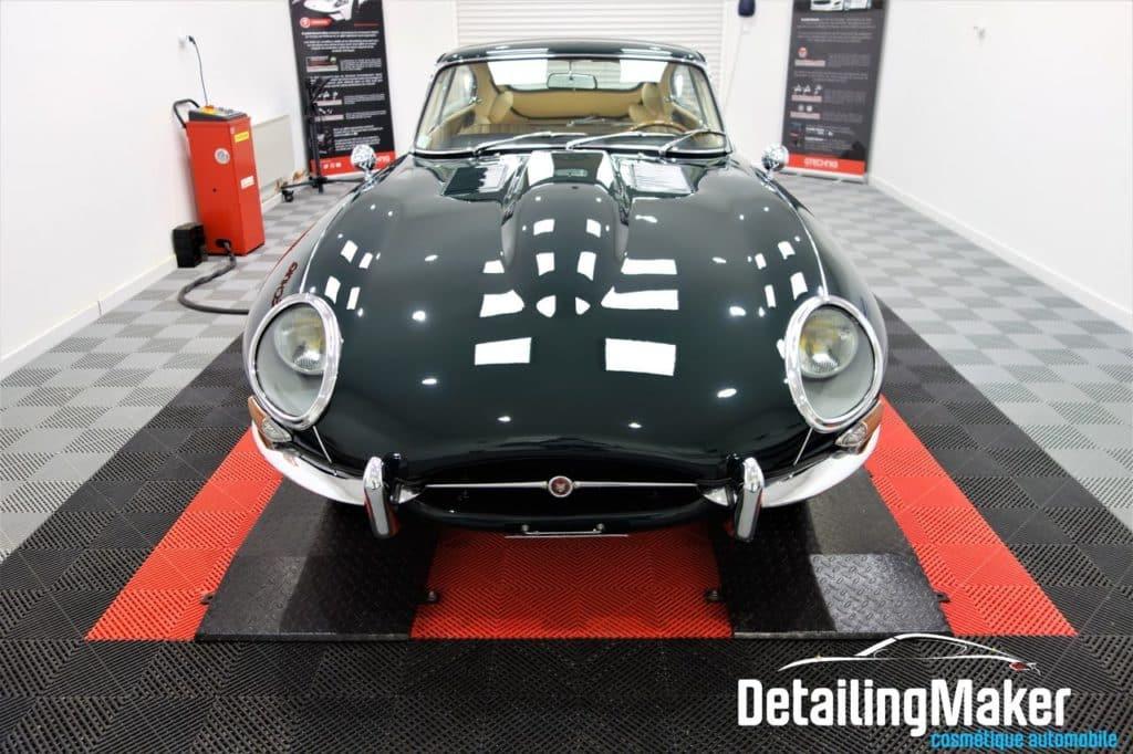 coupé jaguar type e 4.2
