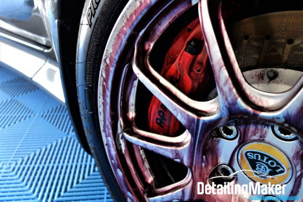detailing lotus exige