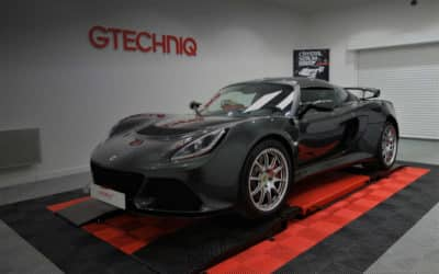 film protection sur Lotus Exige 350