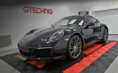 protection carrosserie Porsche 991 Carrera S