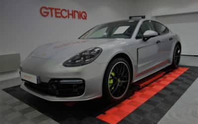 protection ceramique Porsche Panamera E-Hybrid