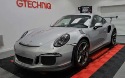 Film protection Porsche 991 GT3 RS
