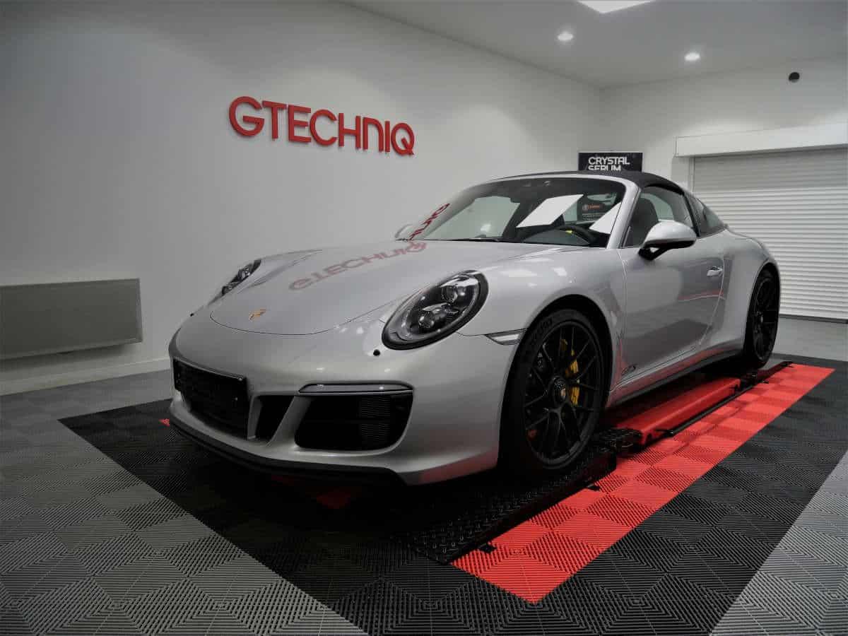 film carrosserie Porsche 991 Targa 4 GTS
