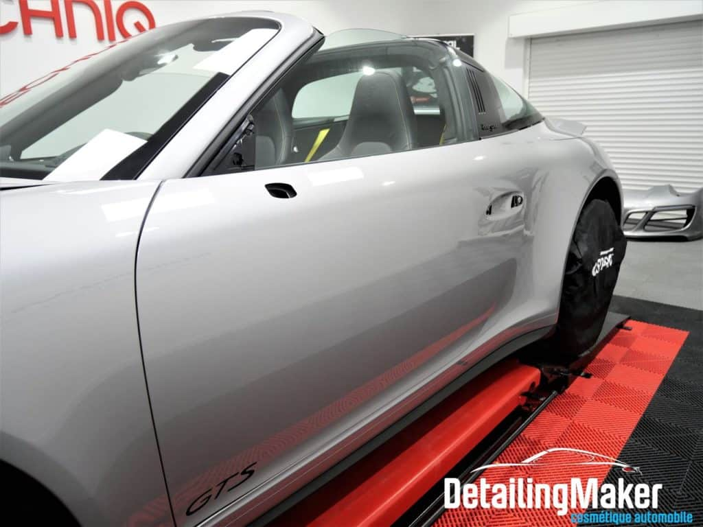 application film protection porsche 991 targa