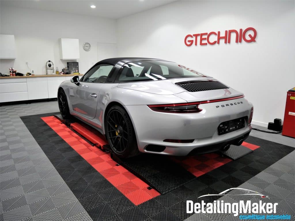 protection carrosserie porsche targa 4 gts
