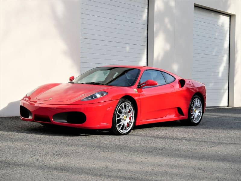 Detailing Ferrari F430 traitement ceramique et film de protection - Copie