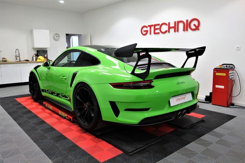 Detailing Porsche 991 GT3 RS Pack Weissach_53