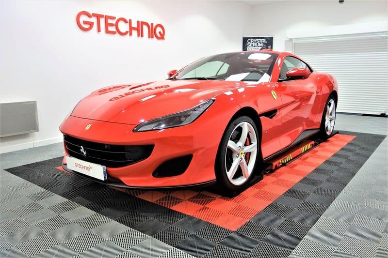 Ferrari Portofino detailing et traitement céramique_25