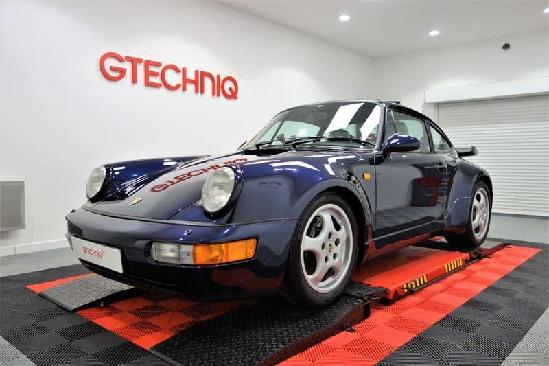 Porsche 964 Turbo detailing et traitement céramique_100