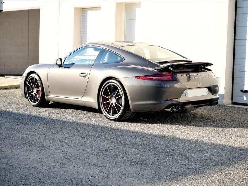film de protection carrosserie sur Porsche 991 Carrera S_04