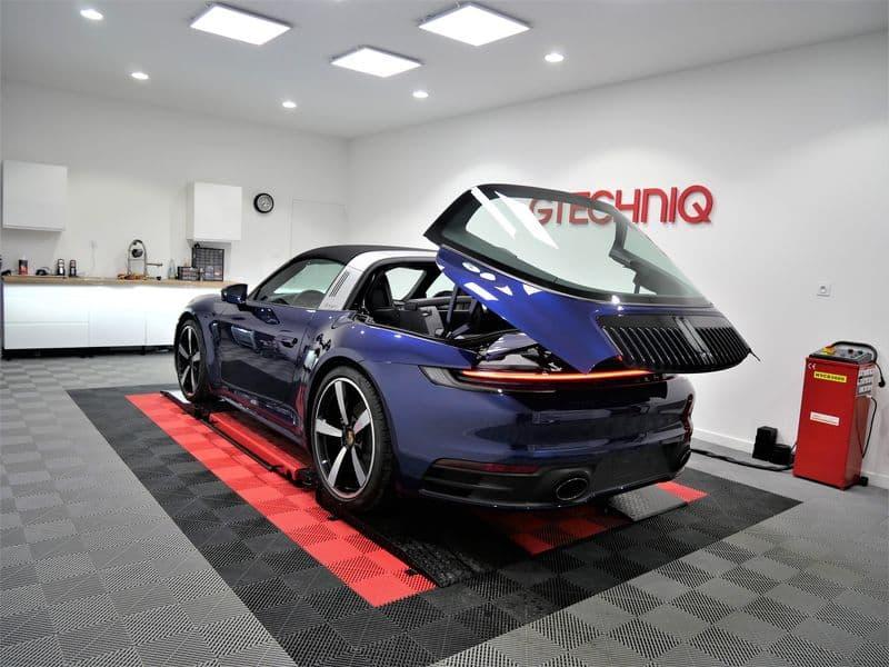 film de protection carrosserie sur Porsche 992 Targa 4s_03