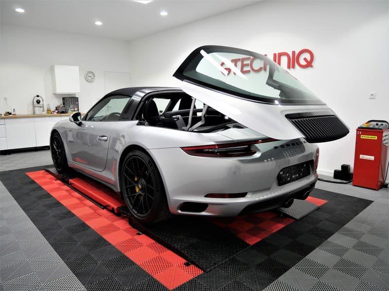 film protection carrosserie Porsche 991 Targa 4 GTS_57