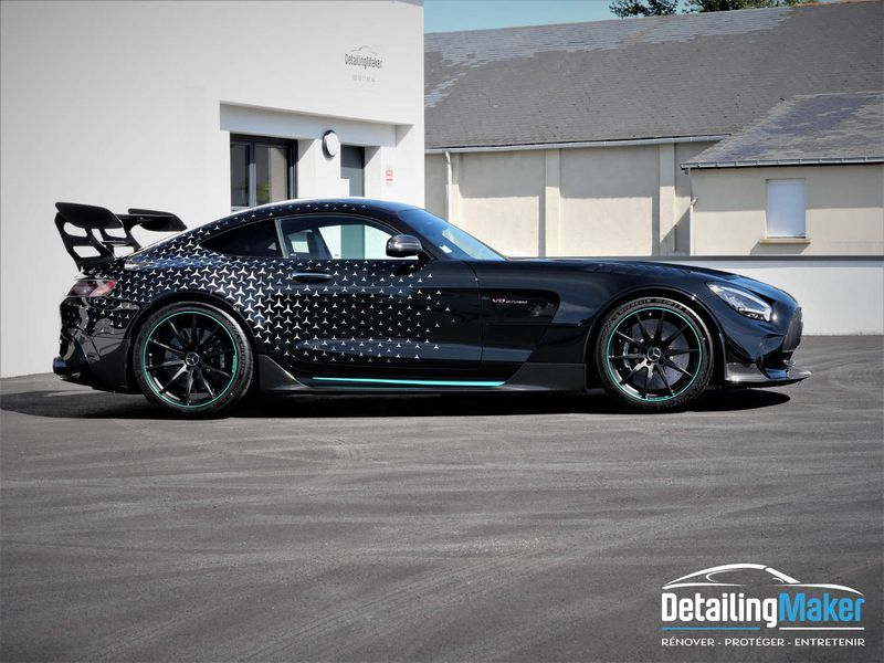 Mercedes AMG GT Black Series P one Edition