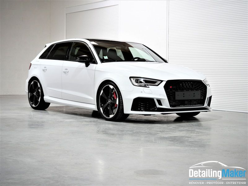 film protection carrosserie audi rs3